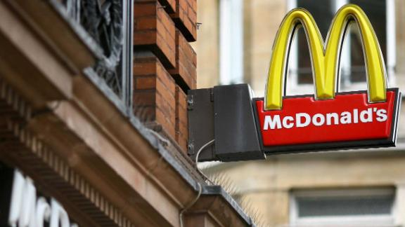 McDonald's is among the companies that have warned about Brexit.