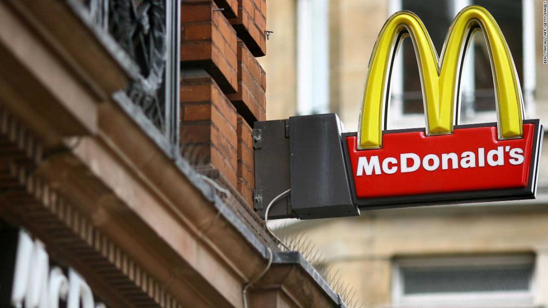 マクドナルドがreturn$29百万労働者への後休日を支払うエラー