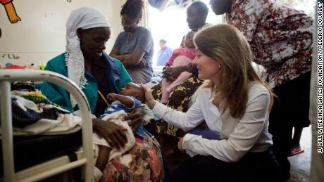 Melinda Gates: Why women's and children's health is at risk around the world