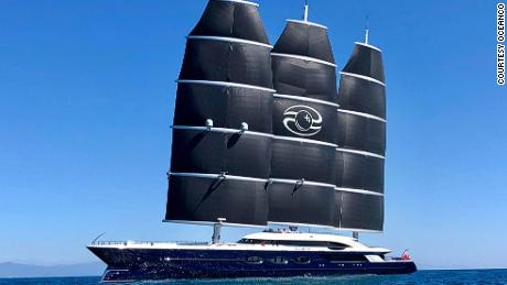 Crossing Atlantic With No Fuel Can Superyachts Go Green Cnn