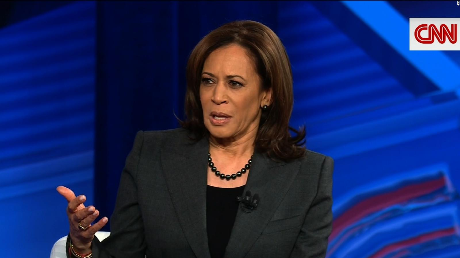 Kamala Harris Supported 2008 San Francisco Policy That Reported Arrested Undocumented Juveniles To Ice Cnnpolitics