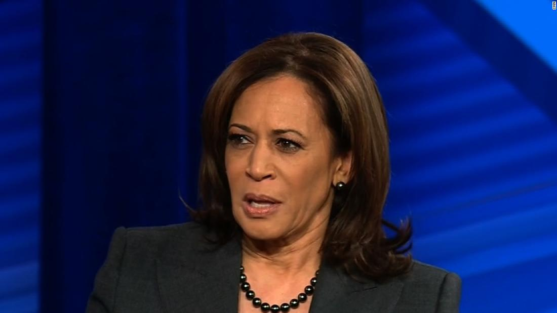 Kamala Harris now supports independent investigations of fatal police shootings