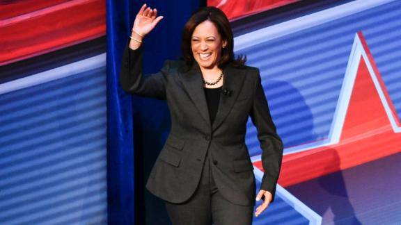 CNN Town Hall Senator Kamala Harris 