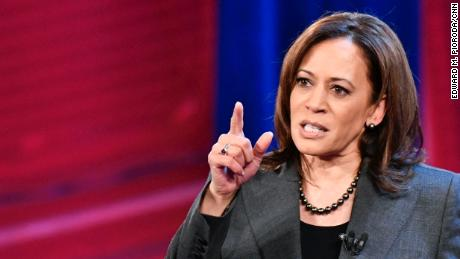 Kamala Harris' secret weapon