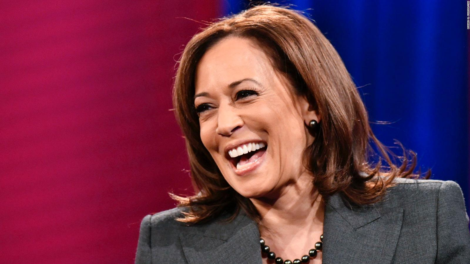 Kamala Harris backs 'Medicare-for-all' plan