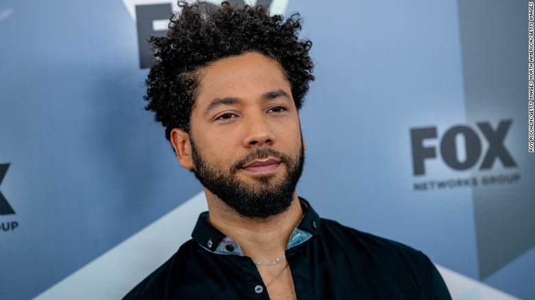 Image result for Jussie Smollett faces a felony charge for allegedly filing a false police report