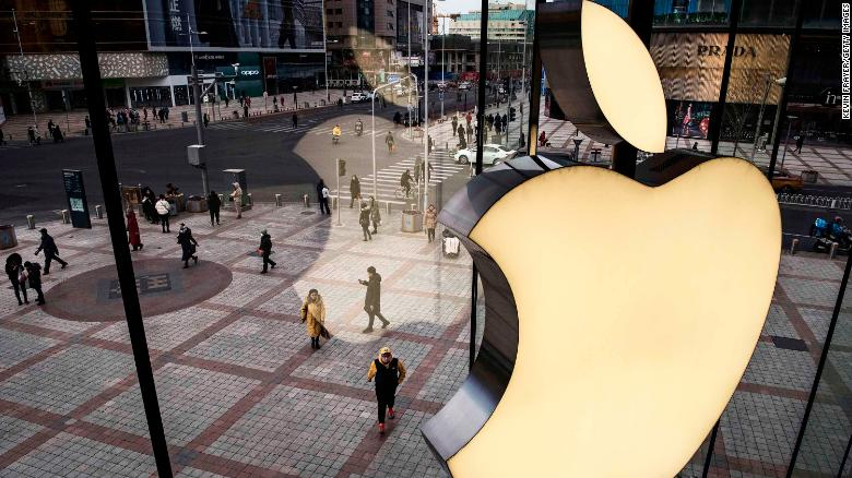 iPhone sales dip 15% as Apple's growth in China slows
