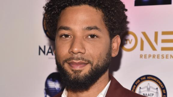 PASADENA, CA - JANUARY 14:  Actor Jussie Smollett attends the 49th NAACP Image Awards Non-Televised Award Show at The Pasadena Civic Auditorium on January 14, 2018 in Pasadena, California.  (Photo by Alberto E. Rodriguez/Getty Images for NAACP)