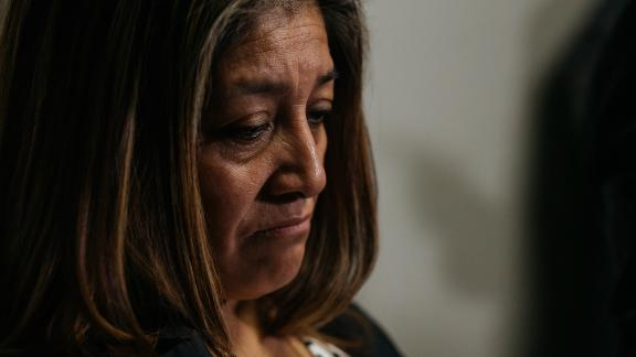 Victorina Morales, an undocumented worker originally from Guatemala, worked at the Trump National Golf Club in Bedminster, New Jersey.