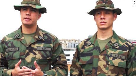 Venezuelan army defectors appeal to Trump for weapons