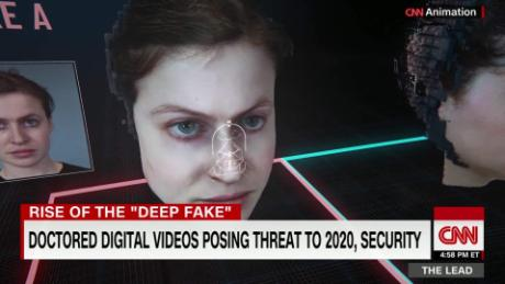 Elections Videos Cnn - Doctored Security Posing Fake' Video Threat To 'deep