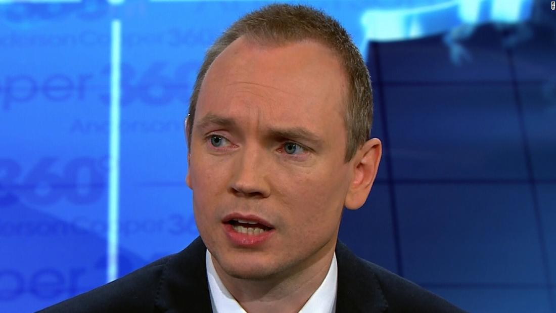 Ex-White House aide Cliff Sims sues Trump over nondisclosure agreements