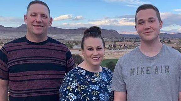 Dillon Hooley cut back on his insulin to reduce the financial hardship for his parents, Jason and Mindie.