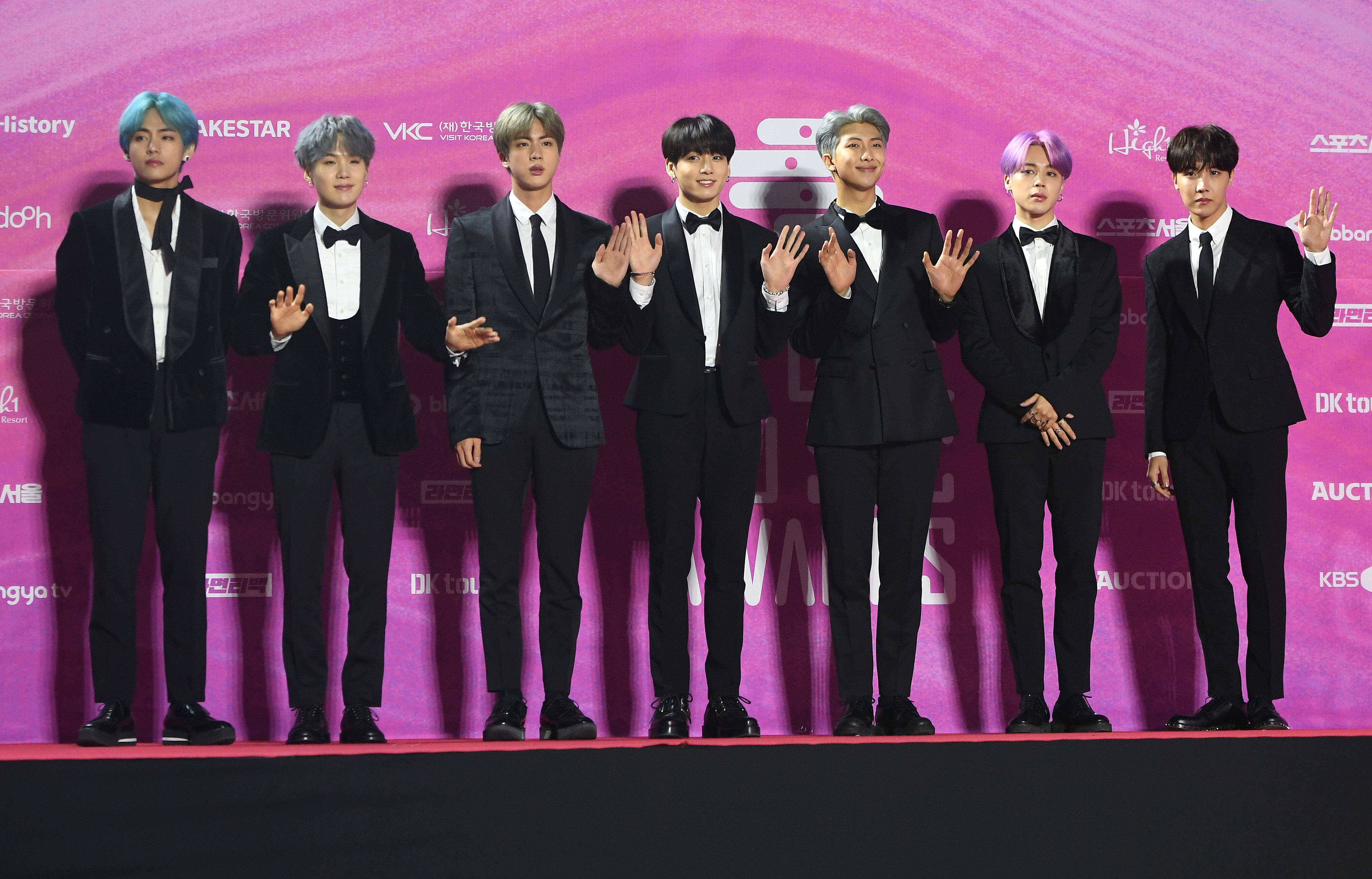 BTS is taking a break from performing, and fans are crying