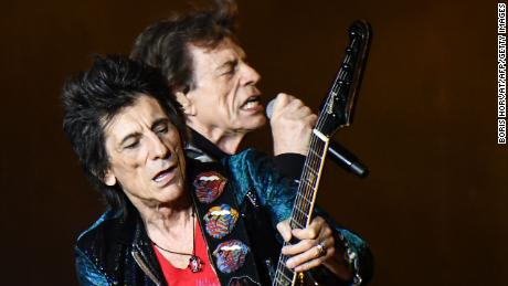 Rolling Stones postpone tour due to medical concern