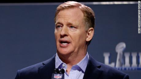 Roger Goodell on blown Saints call: 'Our officials are human'
