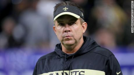 Sean Payton ate ice cream and watched Netflix for 3 days after Saints loss