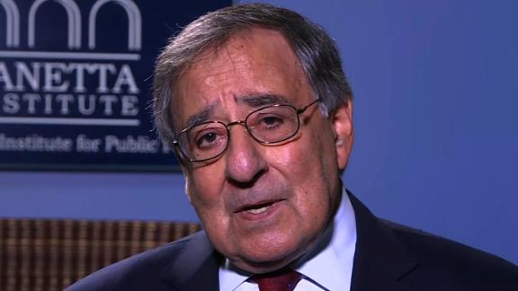 Former CIA Director Leon Panetta on AC360 1/30.