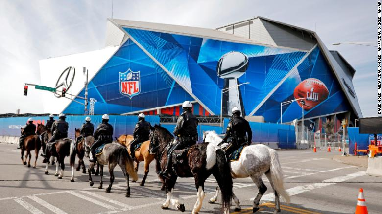 Fighting human trafficking during the Super Bowl