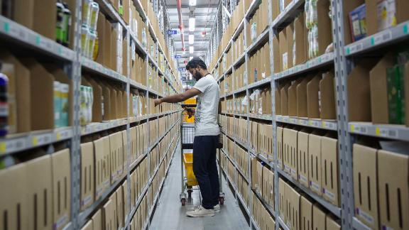 Amazon has spent billions to grab a bigger share of India