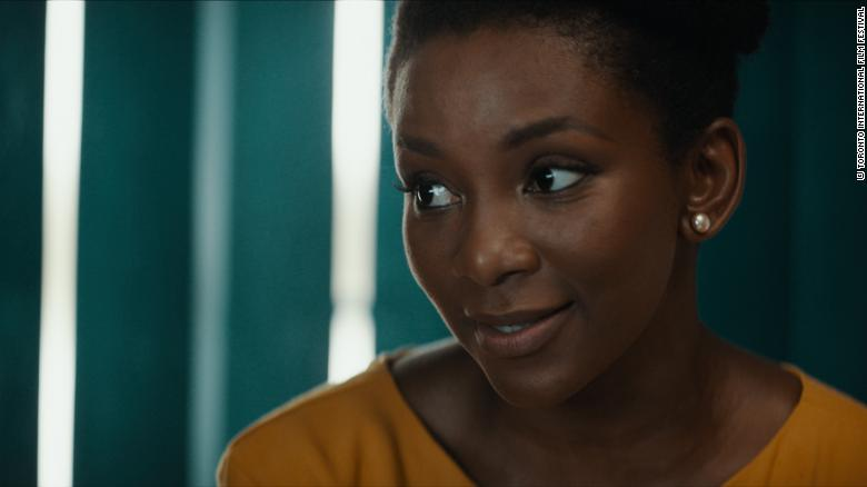 """Lionheart"" stars Genevieve Nnaji as a woman trying to keep her family's business afloat. She directed the film as well."