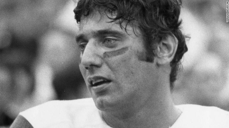 """Broadway"" Joe Namath was unlike the other quarterbacks of his era. (AP Photo/Vernon Biever)"