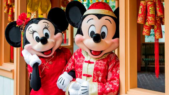 Ni hao, Mickey: Disneyland Resort is hosting special celebrations at the Disney California Adventure Park from January 25 to February 17, 2019.