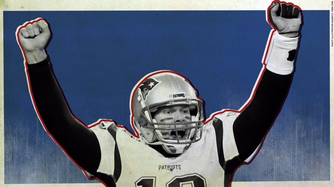 Tom Brady insists the Patriots are Super Bowl underdogs. HAHAHA