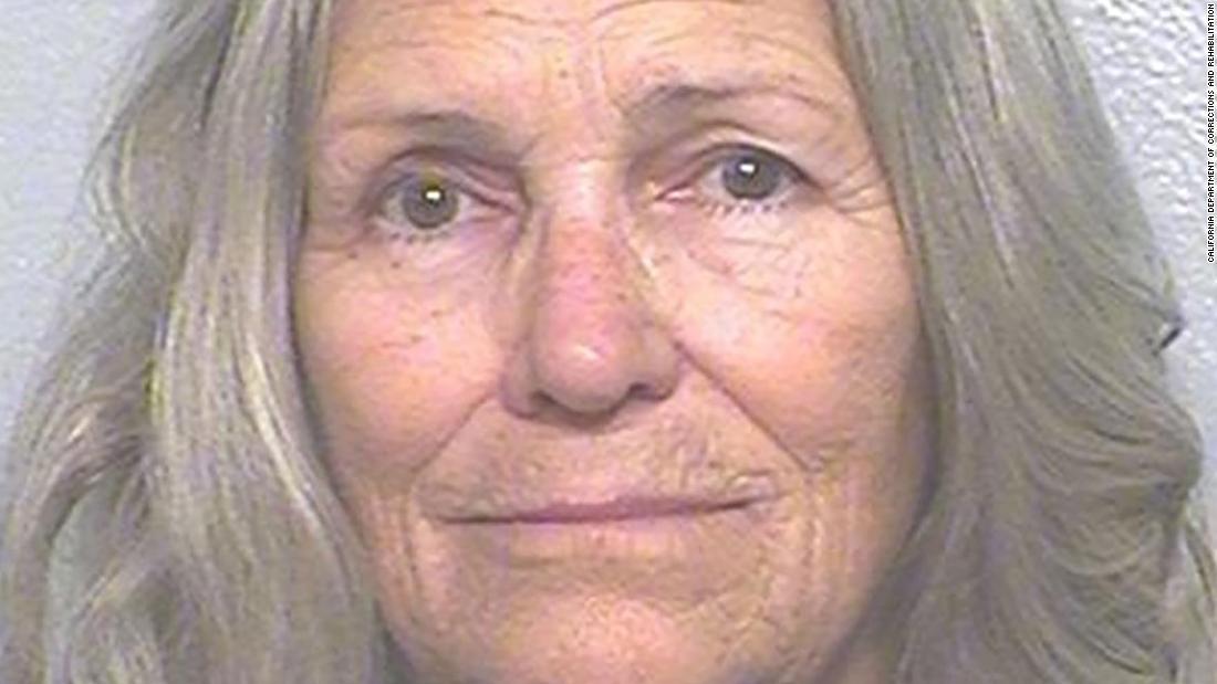 Leslie Van Houten: Manson family murderer is recommended for