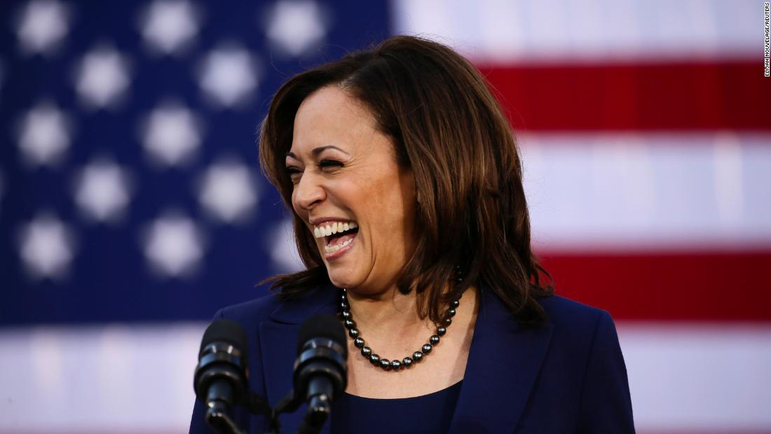 I'm ready to call our sister in the movement for justice Madam Vice President Kamala Harris (opinion)