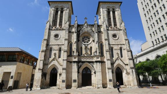 At least three priests with ties to the San Fernando Cathedral in San Antonio have been accused of abuse, religious leaders say.