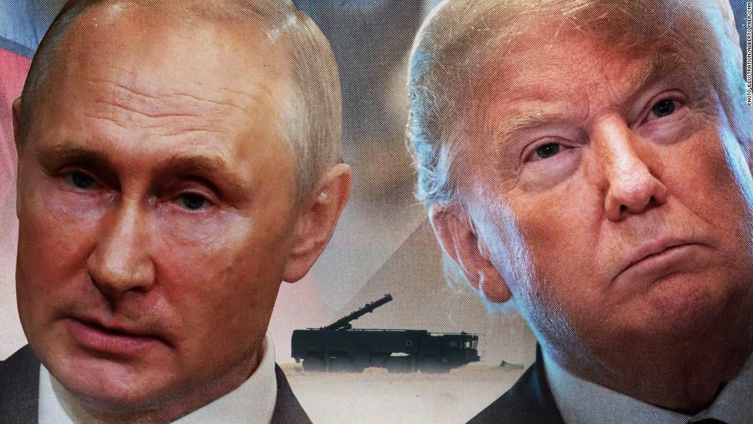 US wants nuclear arms to counter Russia