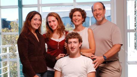Randi Zuckerberg: Dad gave Mark the option to open a