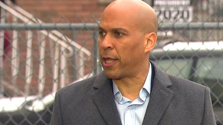 Image result for Cory Booker says he's in a relationship: 'I got a boo'