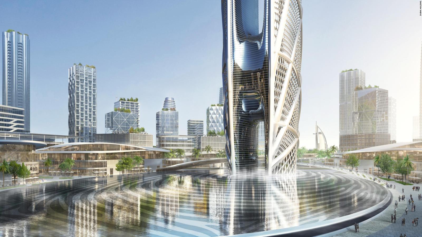 Dubai Announces 550m Tower Burj Jumeira Cnn Style