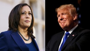 Fact check: Trump promotes another birther lie, this time about Kamala Harris
