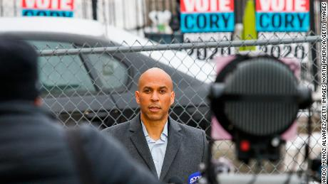 Cory Booker's path to becoming a 2020 candidate