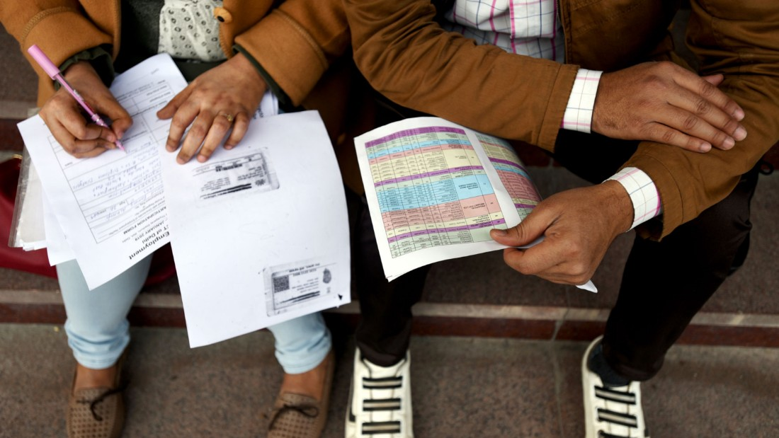 Nearly one billion people have no form of legal ID. Going digital could change that