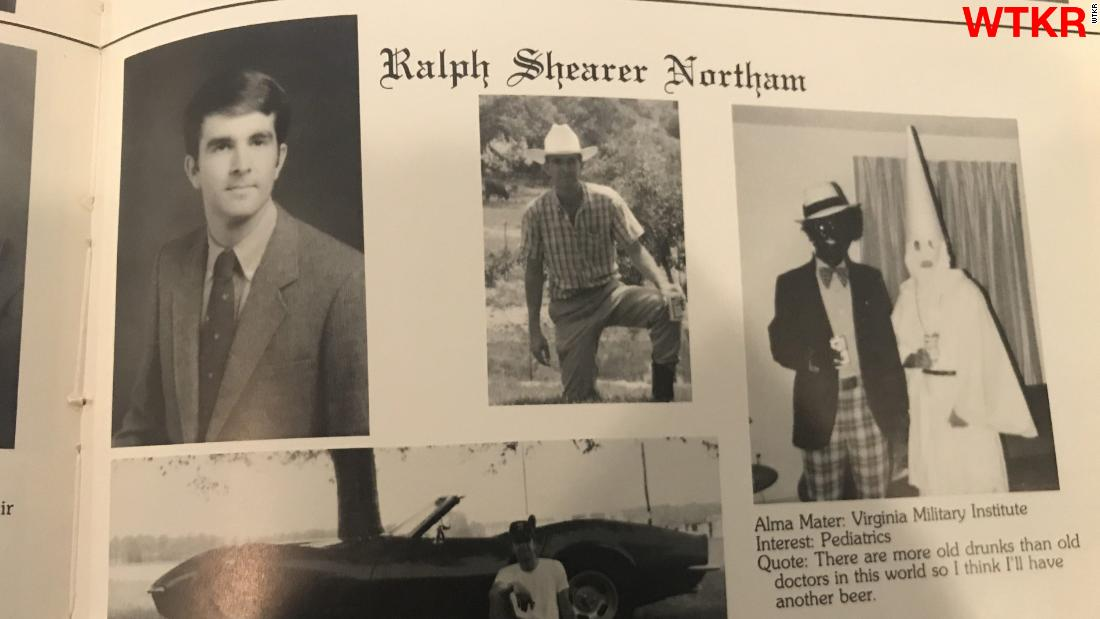 Northam apologizes for 'racist and offensive' costume