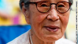 South Koreans take to the streets to pay respects to 'comfort women' activist Kim Bok-dong