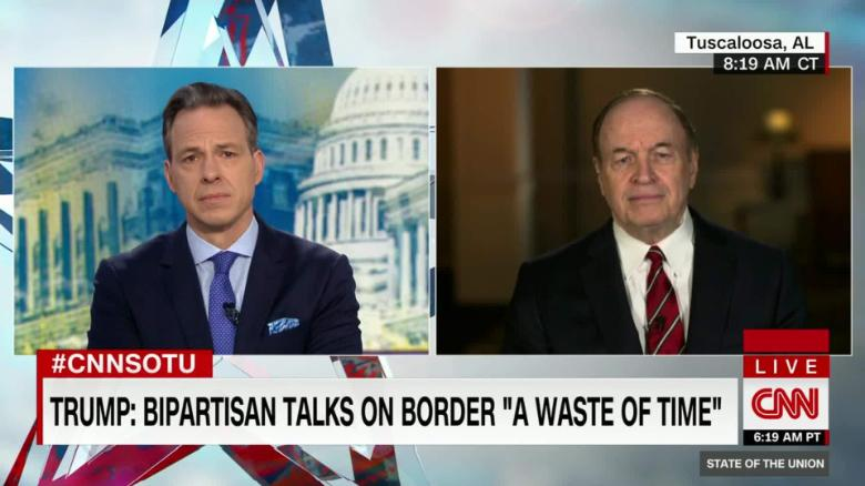 Shelby: Odds of deal 'slim' without Trump-Pelosi truce