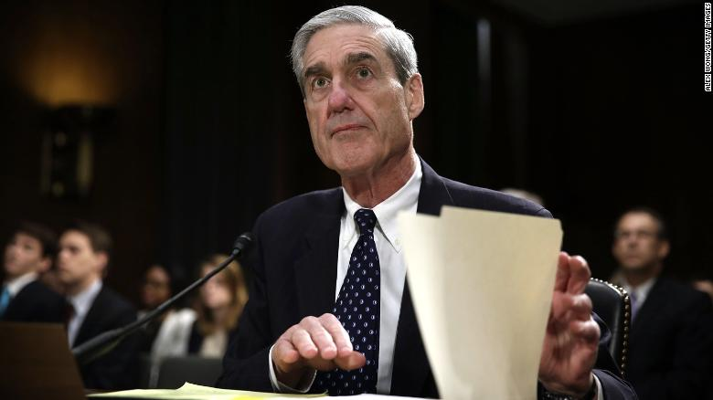 Trump won't commit to releasing Mueller report, says decision is up to AG