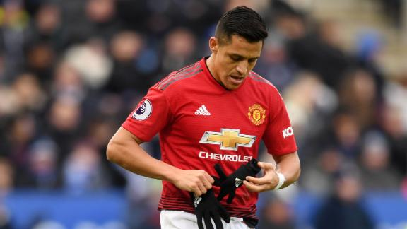 Alexis Sanchez struggled to make an impact at Manchester United. He has since joined Inter Milan on loan.