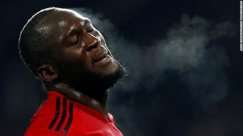 Romelu Lukaku endured a difficult 2018-19 campaign with United.