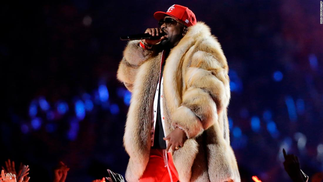 "Big Boi performs ""The Way You Move."""