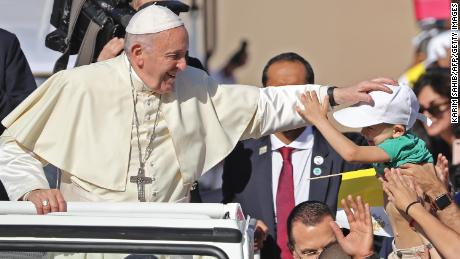 The most important moments from the Pope's visit to the United Arab Emirates