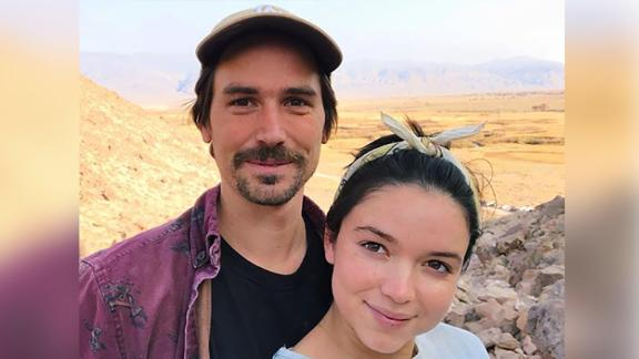 "Former ""The Bachelor"" contestant Bekah Martinez and her boyfriend Grayston Leonard welcomed their first child together in February. People reported the baby was a girl."