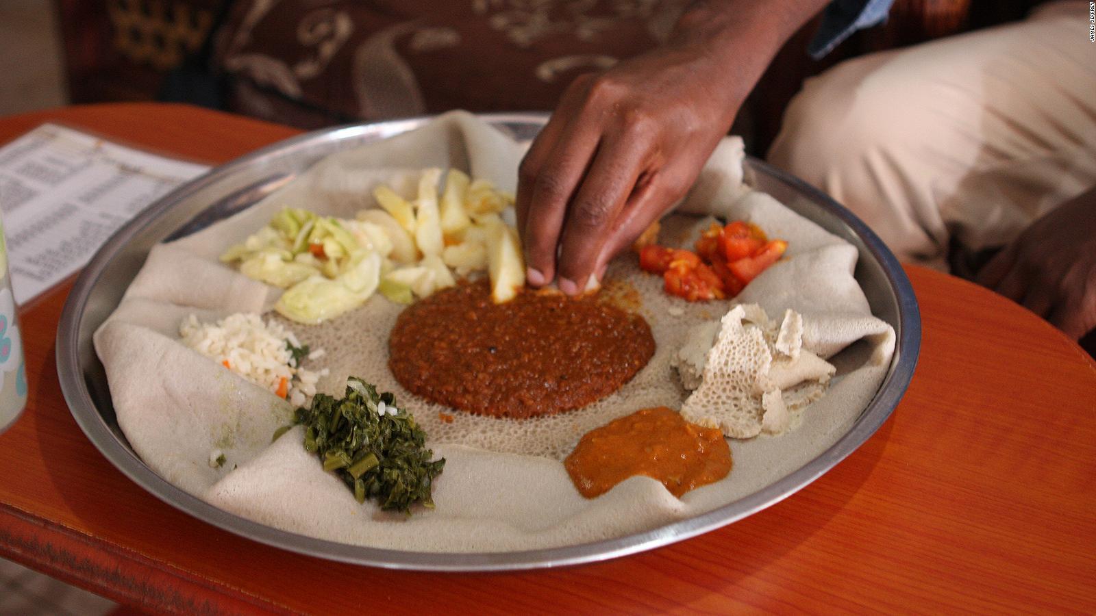 Weird Ethiopian Food 11