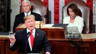 Fact-checking Trump's State of the Union address