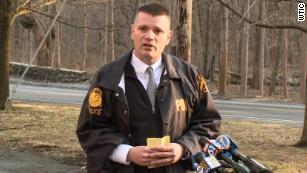 Woman's body found bound in a suitcase on the side of a Connecticut road